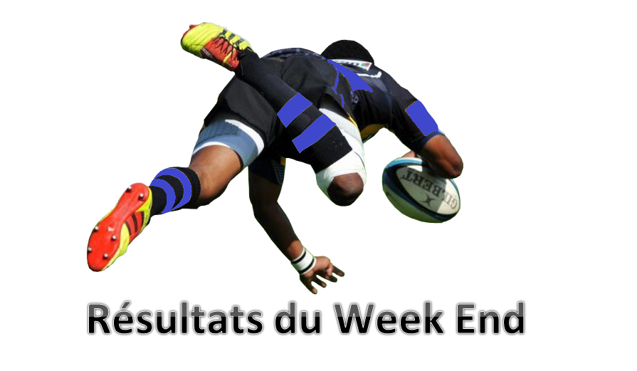 Résultats du week-end du 14 avril